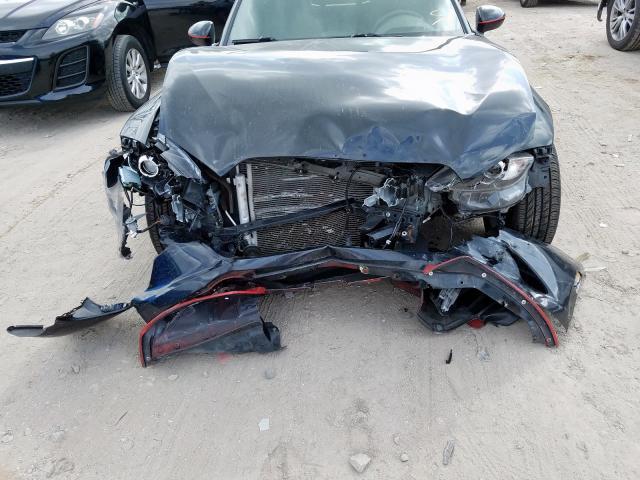 2016 Mazda    Vin: JM1NDAB70G0104430