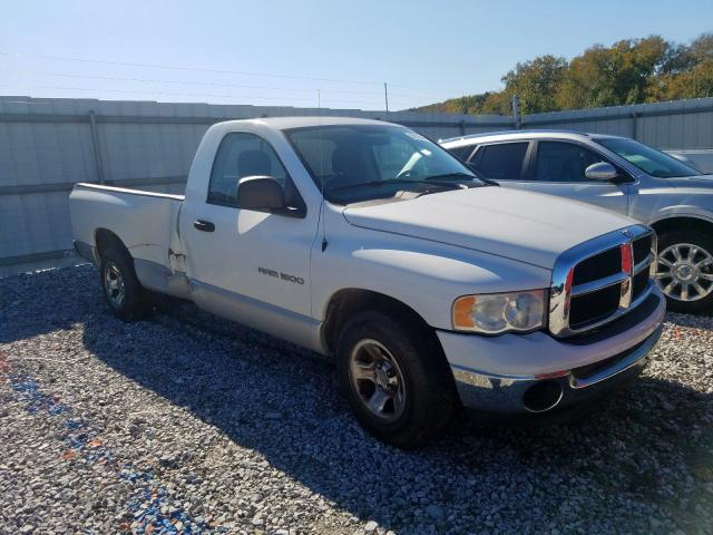 click here to view 2004 DODGE RAM 1500 S at IBIDSAFELY