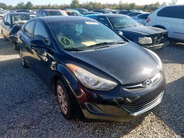 2012 Hyundai Elantra Gl 1.8L