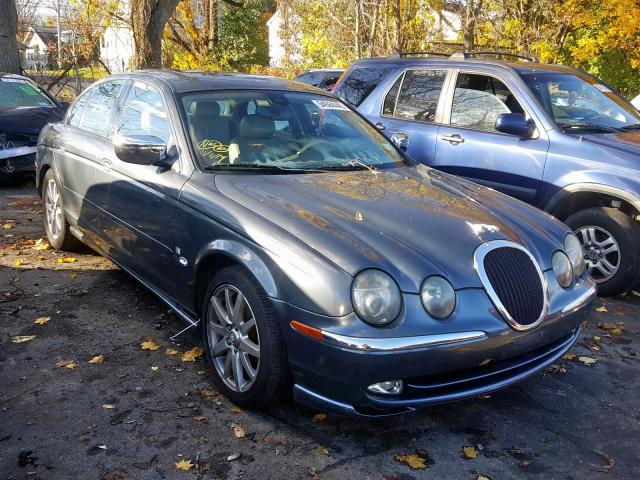 click here to view 2000 JAGUAR S-TYPE at IBIDSAFELY