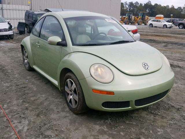 2006 Volkswagen New Beetle 1.9L