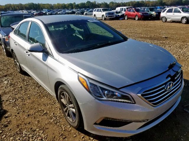 2015 Hyundai Sonata SE en venta en Memphis, TN