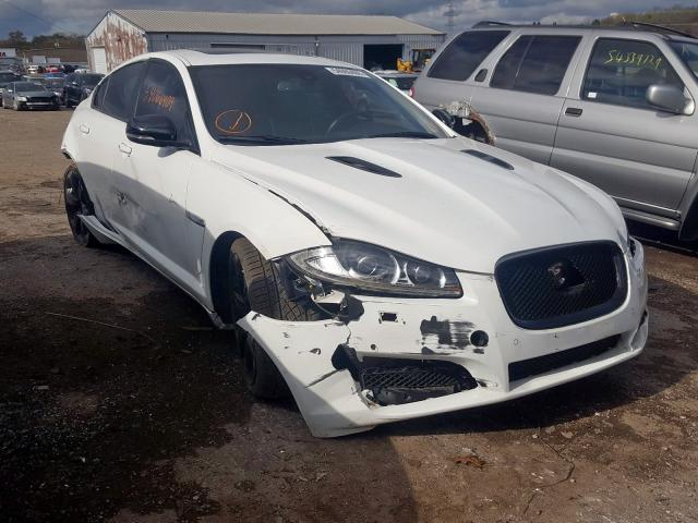 Jaguar salvage cars for sale: 2015 Jaguar XF Superch