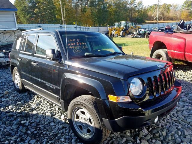 2013 Jeep Patriot Sp 2.4L