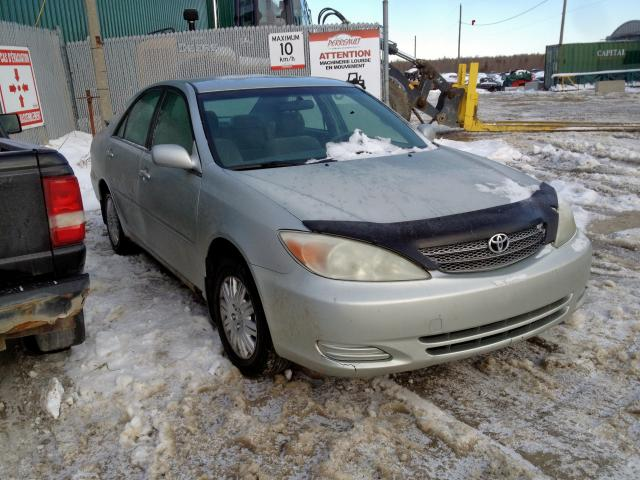 2002 Toyota Camry For Sale >> 2002 Toyota Camry Le 2 4l 4 For Sale In Montreal Est Qc Lot 53071709