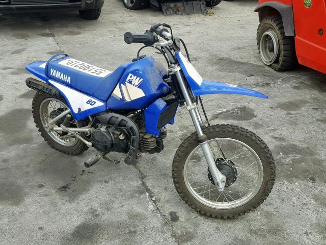 click here to view 2000 YAMAHA PW80 at IBIDSAFELY