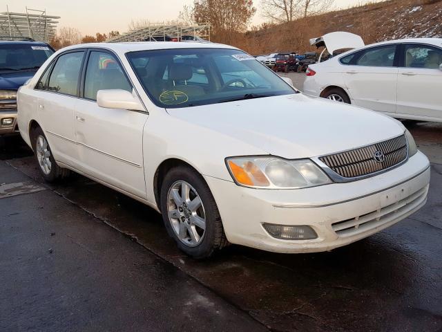 2002 Toyota Avalon Xl 3.0L