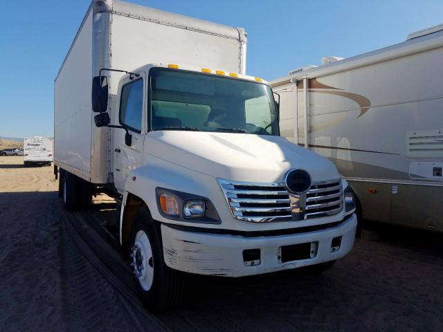 click here to view 2005 HINO HINO 268 at IBIDSAFELY
