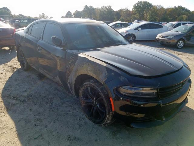 2018 Dodge Charger Sx 3.6L