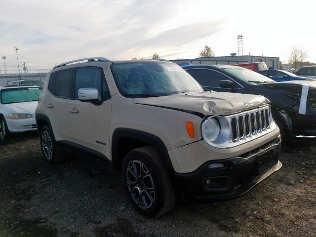 2015 Jeep Renegade L 2.4L