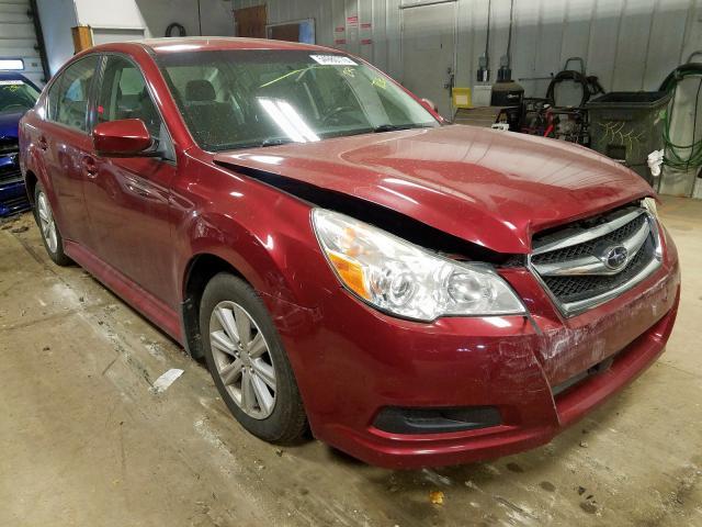 2011 Subaru Legacy 2.5 2.5L
