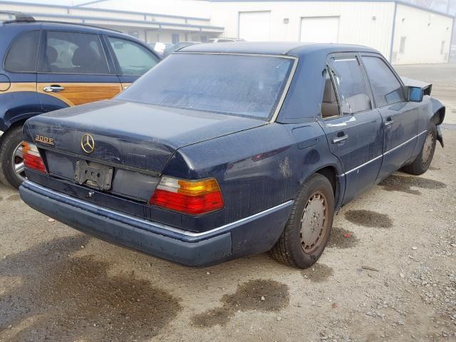 1990 Mercedes-Benz 300 E 2 6 2 6L 6 للبيع في Arlington WA - Lot: 54747279