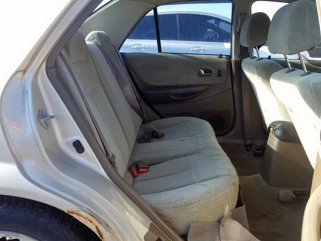 Amazing 2000 Mazda Protege Dx 1 6L 4 Llbyaa Fy York Haven Pa Lot 55310109 Andrewgaddart Wooden Chair Designs For Living Room Andrewgaddartcom