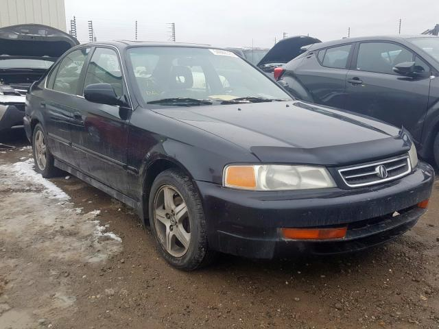 Salvage cars for sale from Copart Rocky View County, AB: 1999 Acura 1.6EL Premium