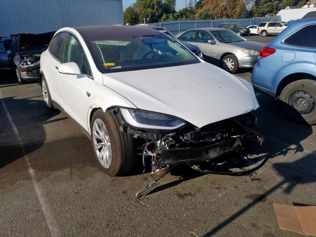 2019 Tesla Model X For Sale Ca Vallejo Fri Nov 08