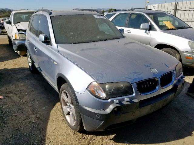 click here to view 2005 BMW X3 3.0I at IBIDSAFELY