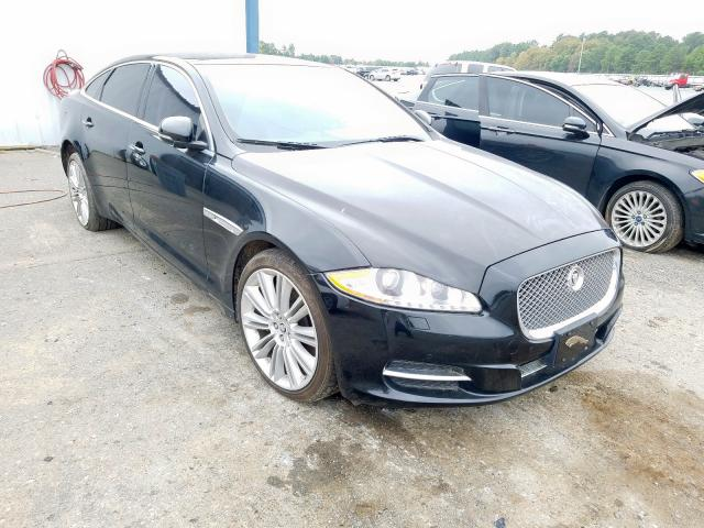 Salvage 2011 Jaguar XJL for sale