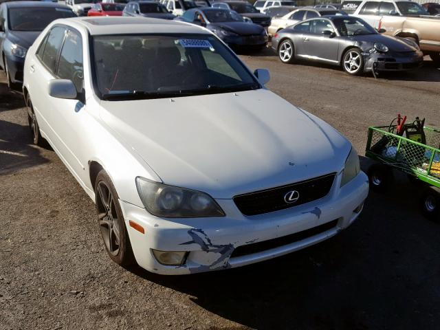 2001 Lexus Is 300 3.0L