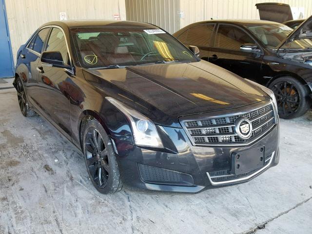 2013 Cadillac Ats Luxury 2.5L