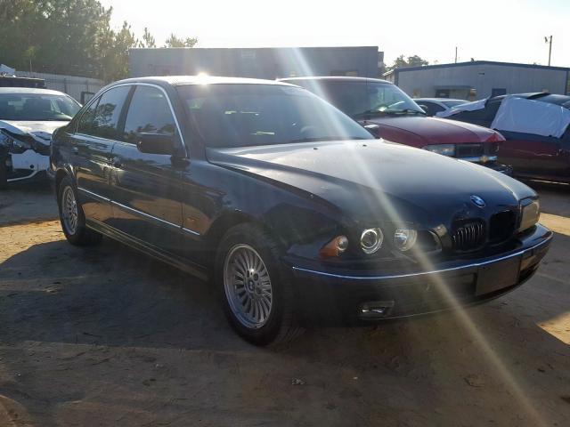 2000 Bmw 540 I Auto 4.4L