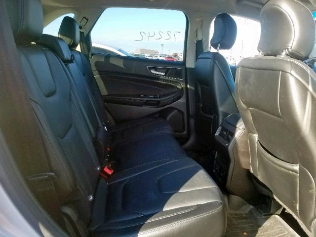 2015 Ford EDGE | Vin: 2FMTK4K95FBB35066