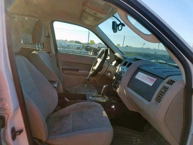 2010 Ford Escape Hyb 25l 4 For Sale In Brookhaven Ny Lot 55089319