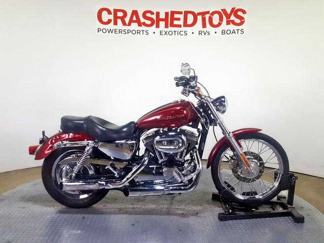 click here to view 2004 HARLEY-DAVIDSON XL1200 C at IBIDSAFELY
