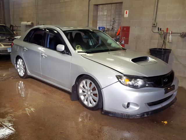 click here to view 2008 SUBARU IMPREZA WR at IBIDSAFELY