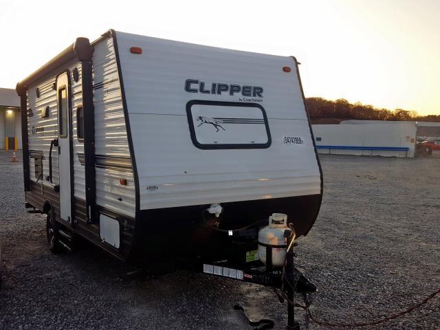 Salvage 2018 Clipper TRAILER for sale