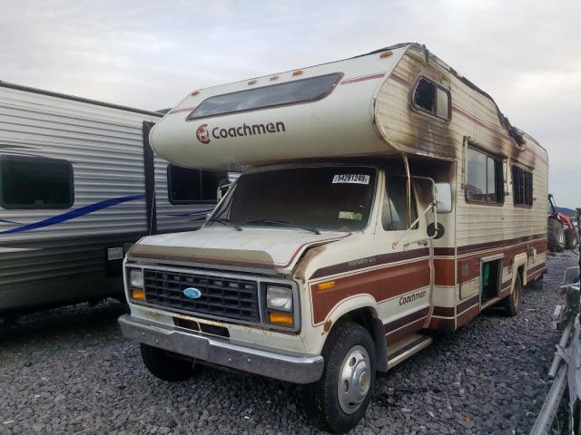1984 COACH  RV