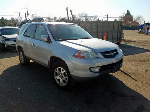 photo ACURA MDX TOURING 2001