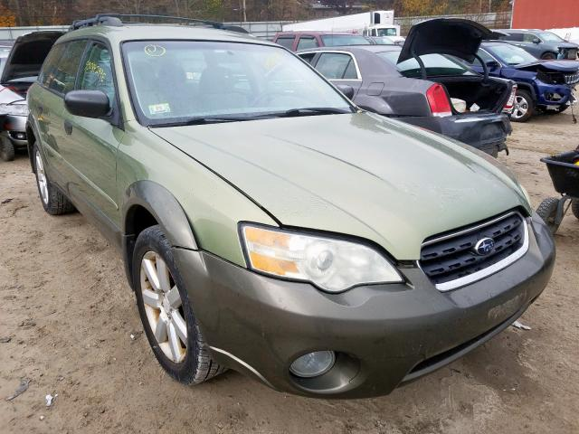 click here to view 2006 SUBARU LEGACY OUT at IBIDSAFELY