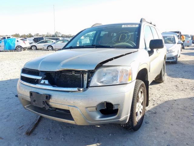 2007 Mitsubishi Endeavor >> 2007 Mitsubishi Endeavor L 3 8l 6 For Sale In Sikeston Mo Lot 54610019