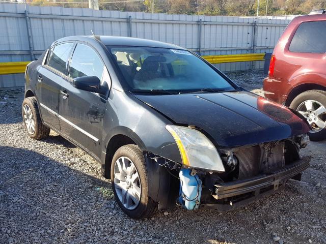 2010 Nissan Sentra 2.0 2.0L