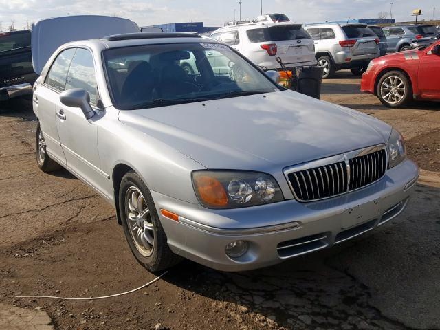 2001 Hyundai Xg 300 3.0L
