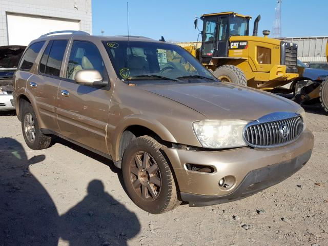 click here to view 2007 BUICK RAINIER CX at IBIDSAFELY