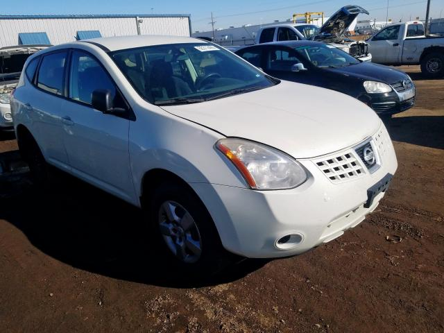 Vehiculos salvage en venta de Copart Brighton, CO: 2009 Nissan Rogue S