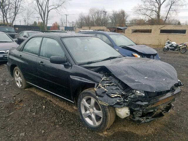 2007 Subaru Impreza 2. 2.5L
