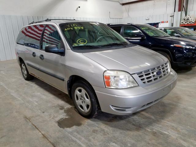 2005 Ford Freestar S 3.9L