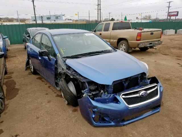 2015 Subaru Impreza Pr 2.0L