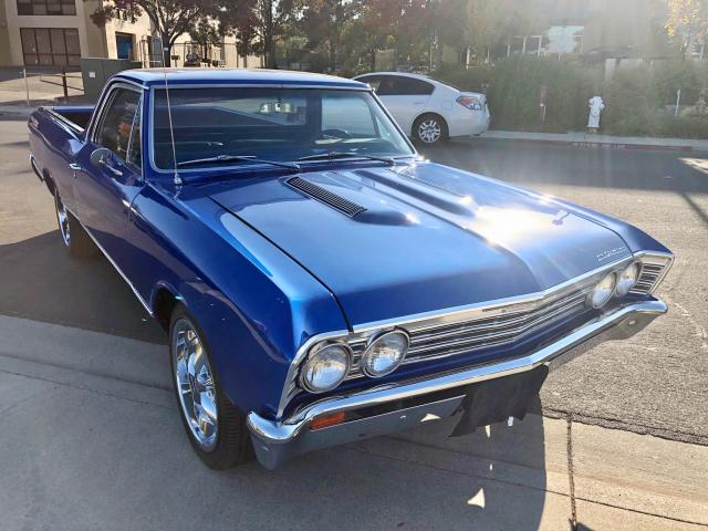 1967 Chevrolet EL Camino for sale in Martinez, CA