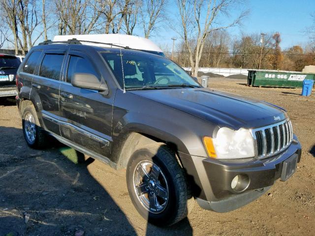 2005 Jeep Grand Cher 5.7L