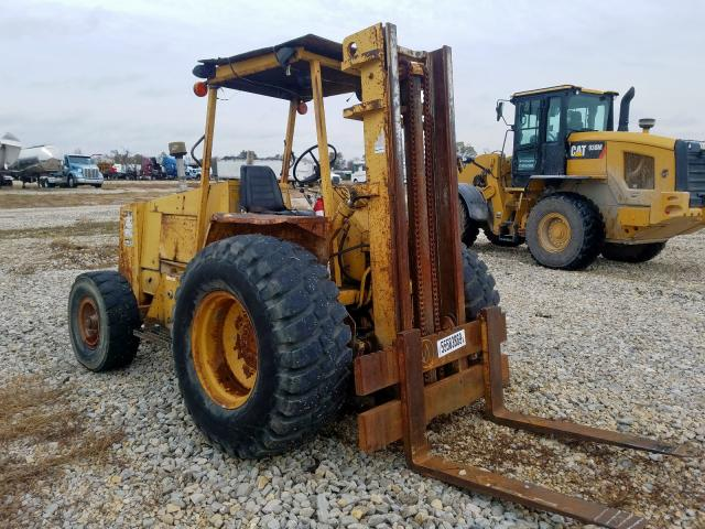 click here to view 2000 ALLIS SIAT FORKLIFT at IBIDSAFELY