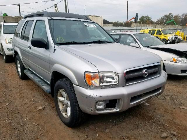 2003 Nissan Pathfinder 3.5L