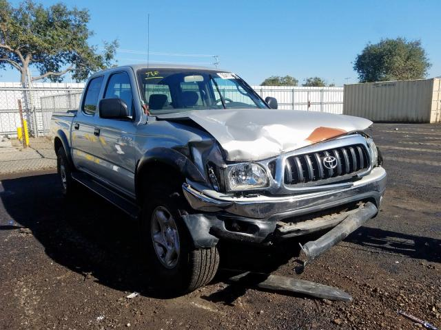 2002 Toyota Tacoma DOU for sale in San Diego, CA