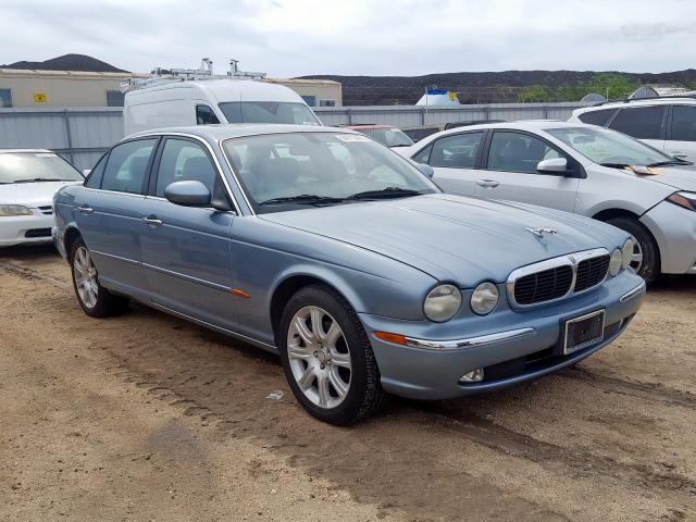 click here to view 2004 JAGUAR XJ8 at IBIDSAFELY