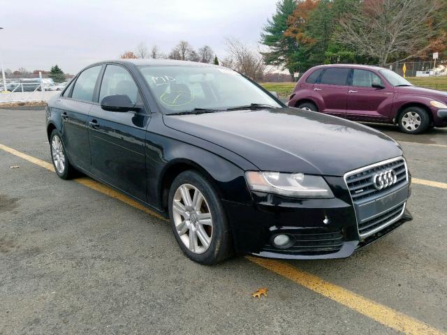 2010 Audi A4 Premium 2.0L