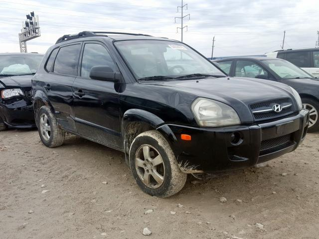 Tucson Car Auction >> 2006 Hyundai Tucson Gl 2 0l 4 For Sale In Columbus Oh Lot 54626979