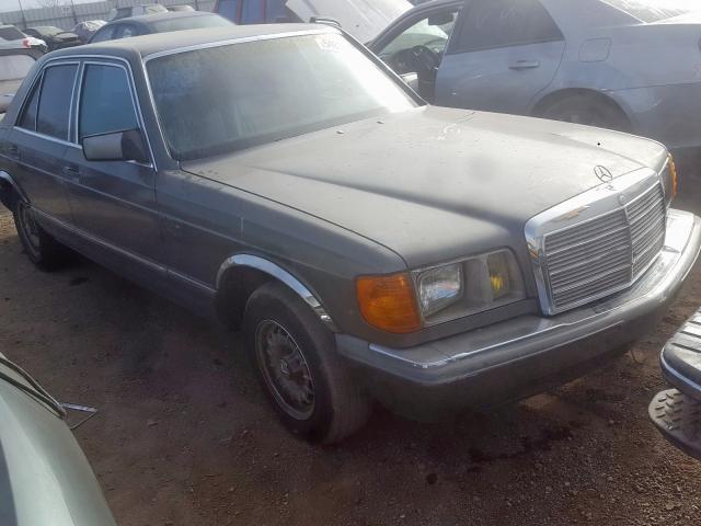 1985 Mercedes-Benz 380 Se 3.8L