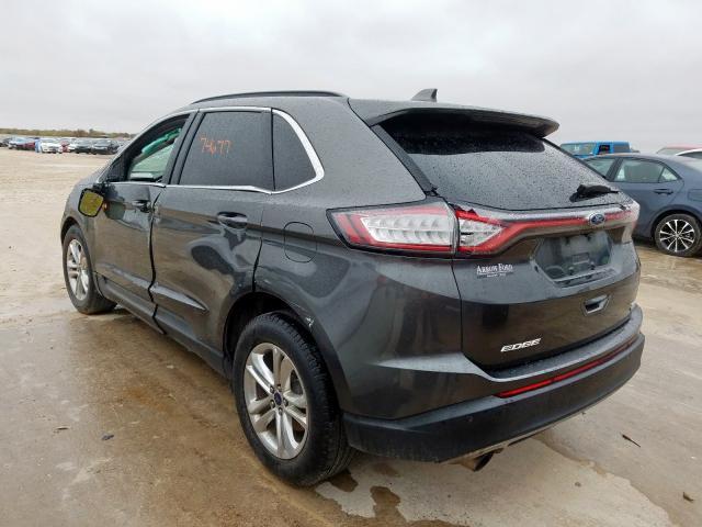 2015 Ford    Vin: 2FMTK3J93FBB73116